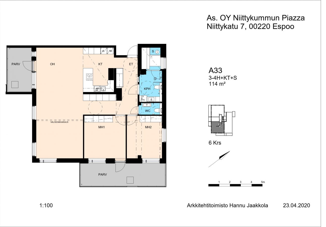 Niittykatu 7 A33 -
