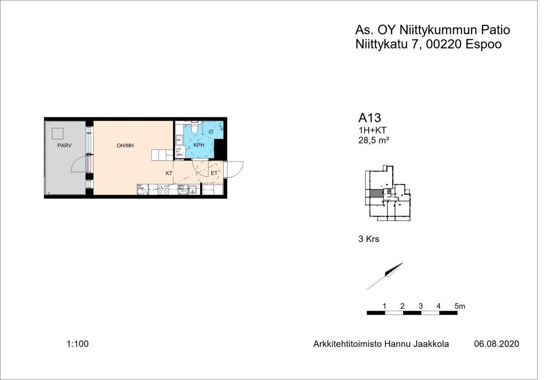Niittykatu 5 A13 -