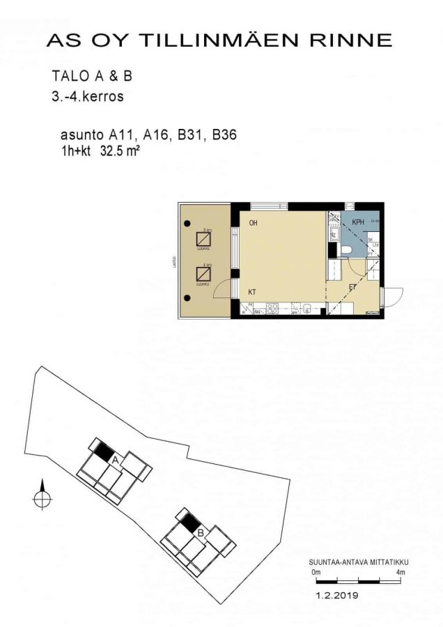 Korkoontie 4 A16 -