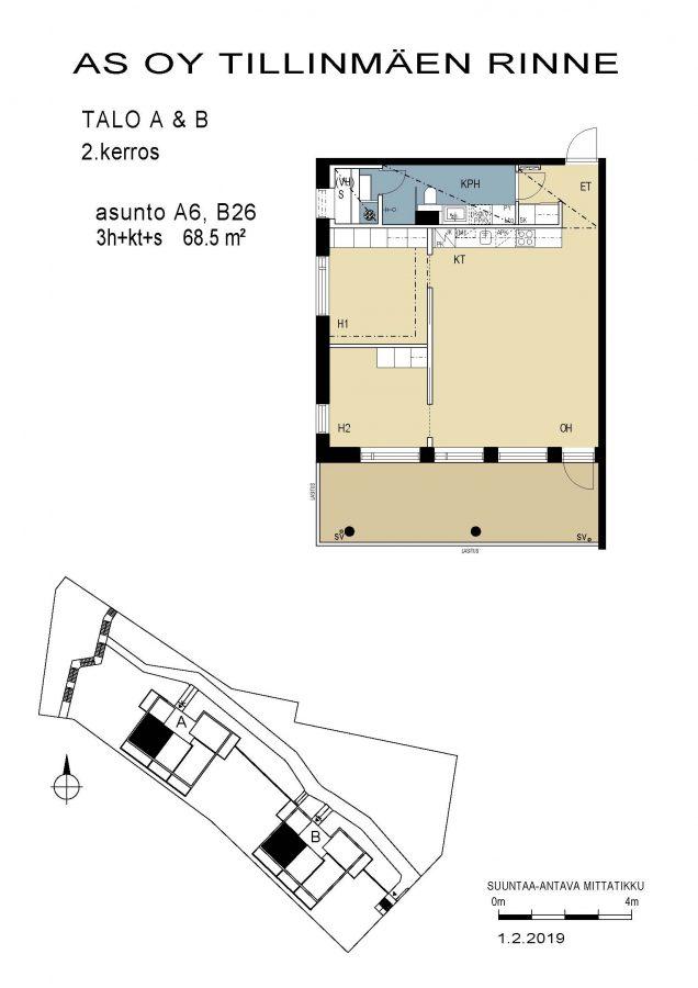 Korkoontie 4 B26 -