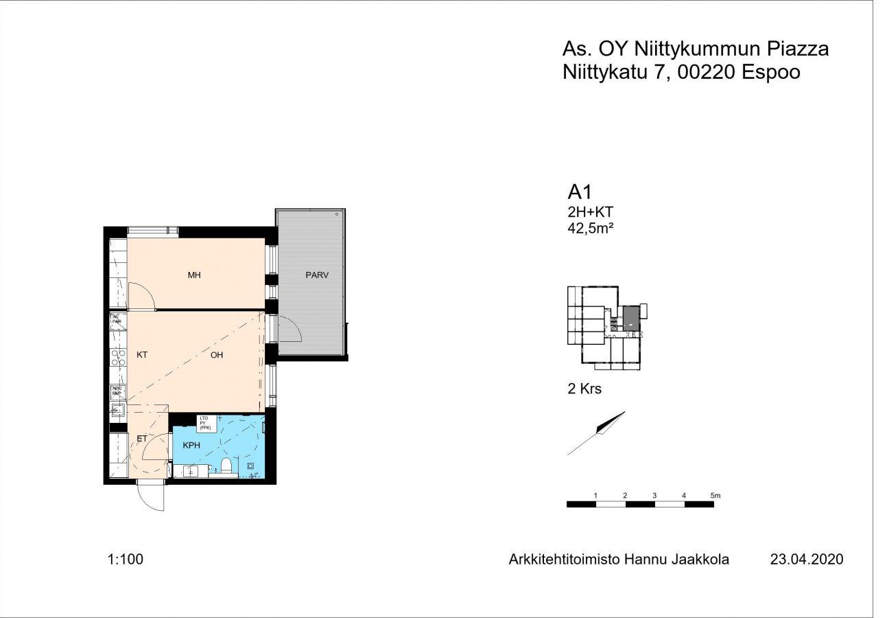 Niittykatu 7 A1 -