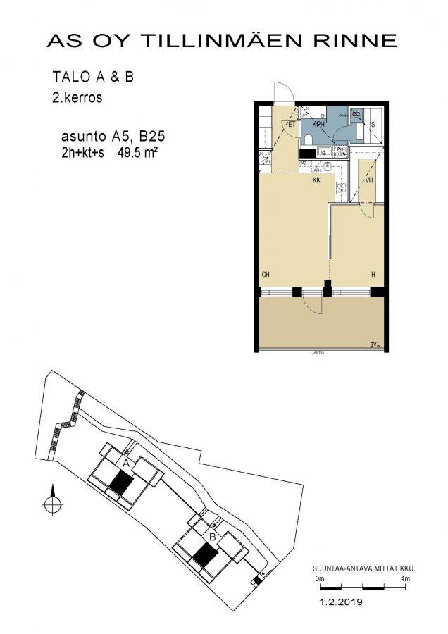 Korkoontie 4 B25 -