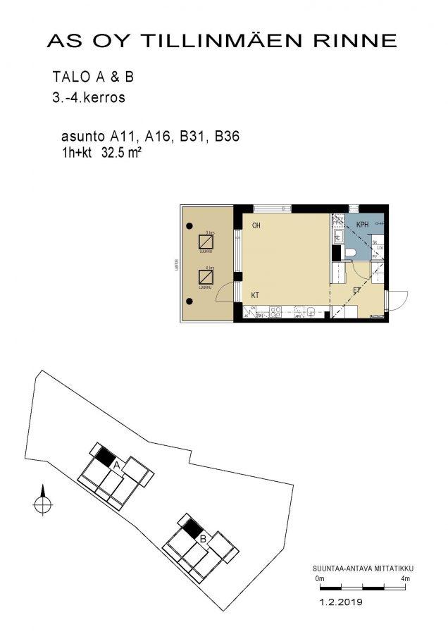 Korkoontie 4 B31 -