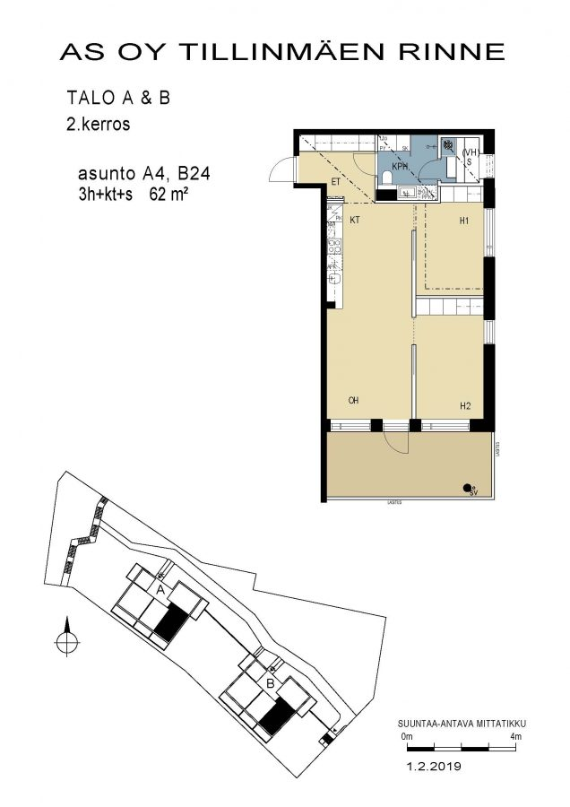 Korkoontie 4 B24 -
