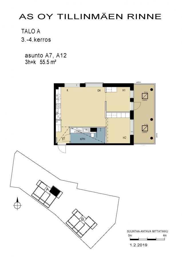 Korkoontie 4 A12 -